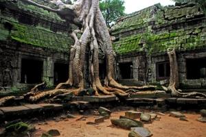 Ta Prom Angkor Wat