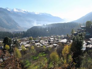 Manali (photo credit: Wikipedia)